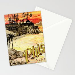 phish ventura 2021 Stationery Cards