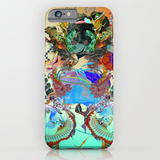 Endless Rhythms iPhone & iPod Case