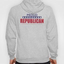 Proud Republican Hoody