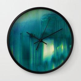 Deluge Wall Clock