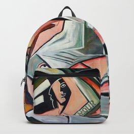 L'amour est Aveugle Backpack