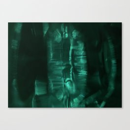 Light Refraction v16 Canvas Print