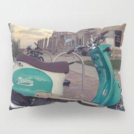 Beach Ride Pillow Sham
