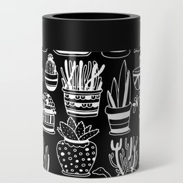 Succulent Party (Night Version) Can Cooler