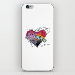 Art Ache iPhone Skin