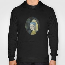 Girl with the Pearl Earring Hoody