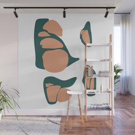 Structures Wall Mural