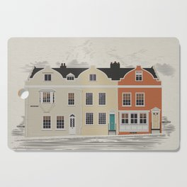 Lombard St. Portsmouth Cutting Board
