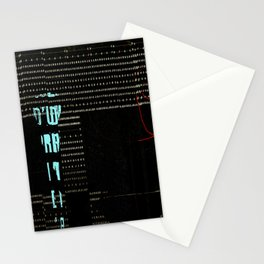 GRAPHIQUE - 1 Stationery Cards