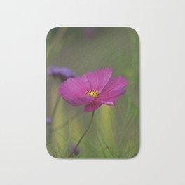 Purple jewel box Bath Mat