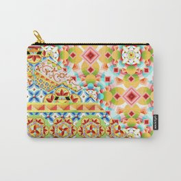 Groovy Gypsy Circus Carry-All Pouch