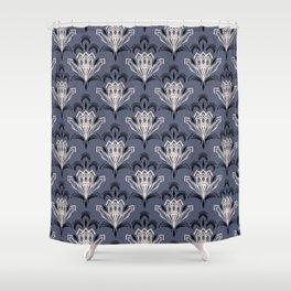 Art deco.3 Shower Curtain