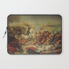 Antoine-Jean Gros - The Battle of Abukir, 25 July 1799 Laptop Sleeve