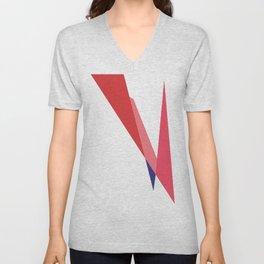 Bowie Unisex V-Neck