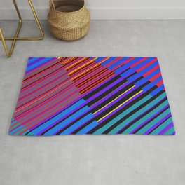Rising by Kimberly J Graphics Rug