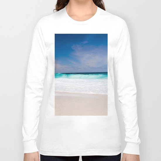 Mexico Waves Long Sleeve T-shirt