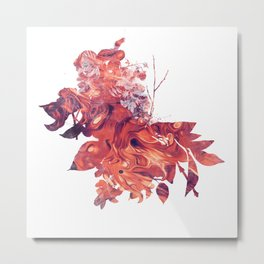 Fairy flow Metal Print