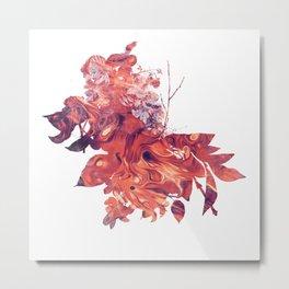 Fairy flow Metal Print