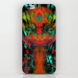 Atomic Psychedelia iPhone Skin