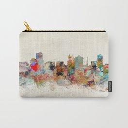 orlando florida skyline Carry-All Pouch