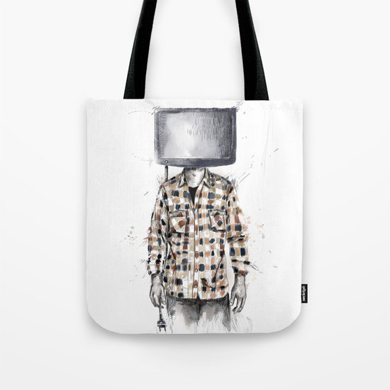 unplugged 2.0 Tote Bag