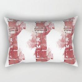 Crumlin Road Gaol Rectangular Pillow