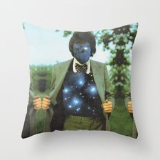 Everything the universe is within you  Throw Pillow