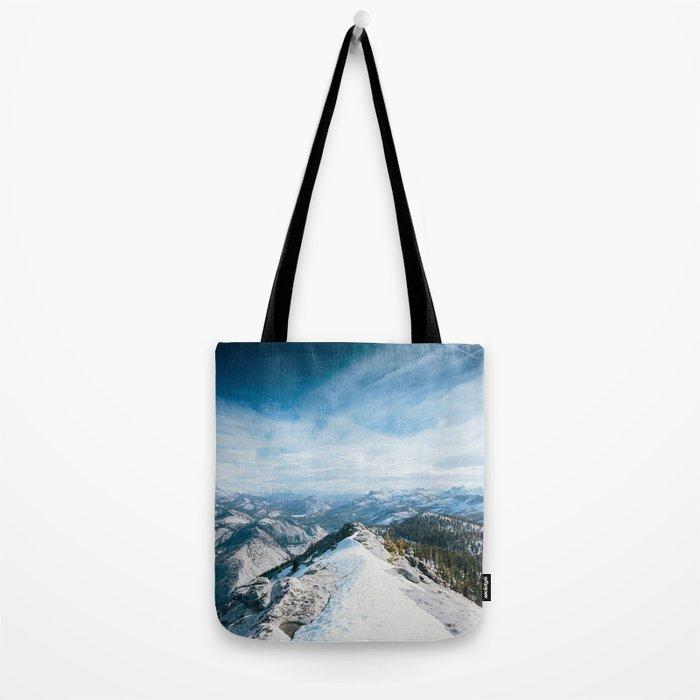 Clouds Rest Tote Bag