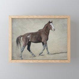 Mud Stockings, No. 2 Framed Mini Art Print