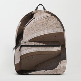 Architectural Curves and Shapes Backpack