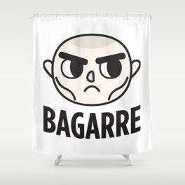 BAGARRE Shower Curtain