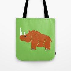 Woolly Rhino Tote Bag