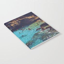 Emerald Sea Notebook