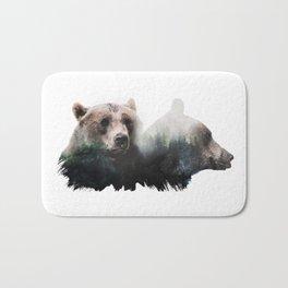Bear Brothers Bath Mat