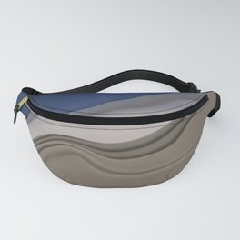 Sophisticated Ocean View Fanny Pack