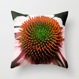 spindles. Throw Pillow