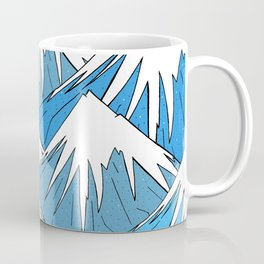 Red Sky Mounts Coffee Mug