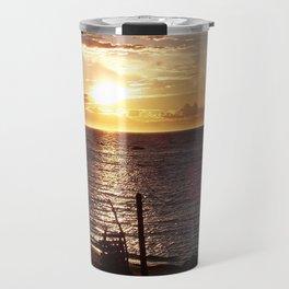 Life on the Beach Travel Mug