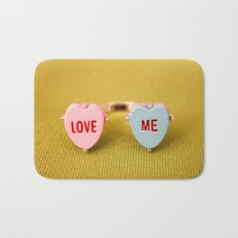 love me Bath Mat