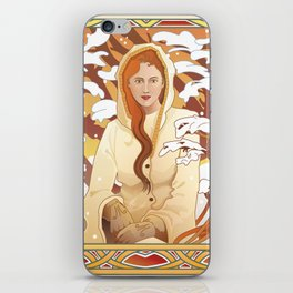 Water Nouveau iPhone Skin
