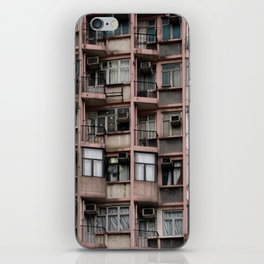 Mongkok iPhone Skin