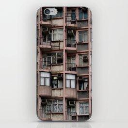 Mongkok iPhone Skin
