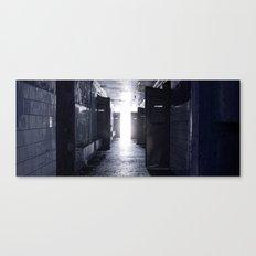 Chernobyl - в'язниця Canvas Print