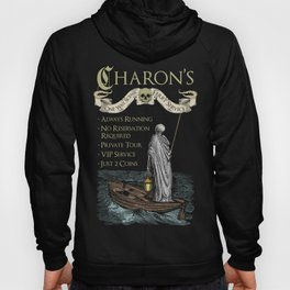 Charon's Ferry Service Hoody