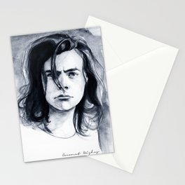 Harry Watercolors B/N Stationery Cards