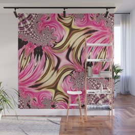 Collection Mirror Flower Equinox Wall Mural