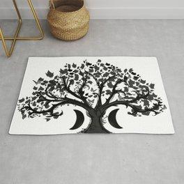 The Zen Tree Rug