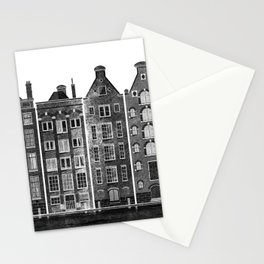 Let's play in Amsterdam Stationery Cards
