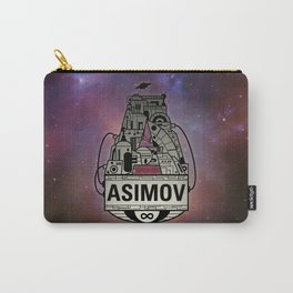 Forever Asimov  Carry-All Pouch