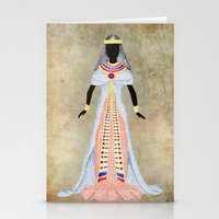 egypt Stationery Cards featuring Egypt by Dany Delarbre
